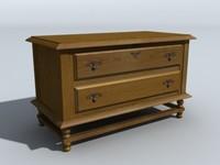 bedroom_dresser_end_table.zip