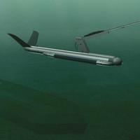 3d model scan sonar