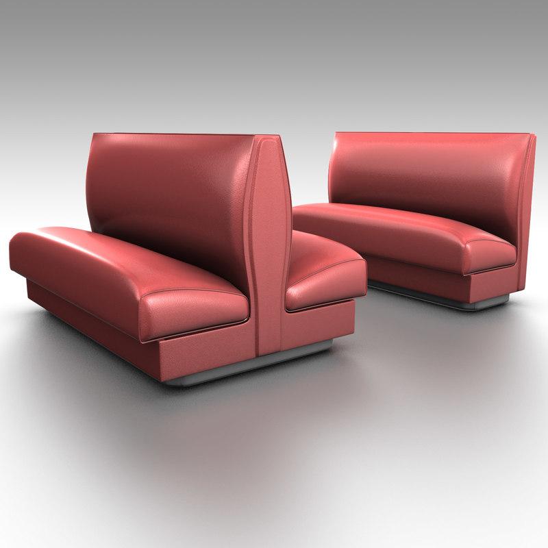 seats 3d model