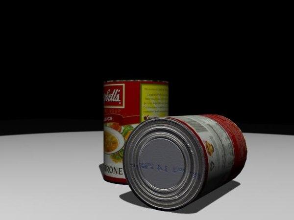 soup 3d 3ds