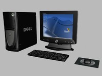 3ds max desktop dell