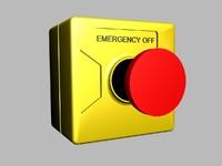emergency 3d model
