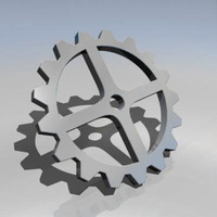3ds cog wheel