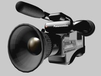 Panasonic Video Camera M9500