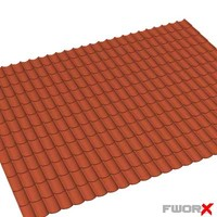 free max mode roof tile