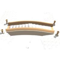 free obj model bridge