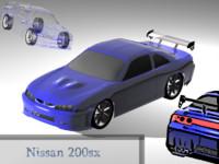 car nissan sport max free