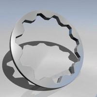 maya cog wheel