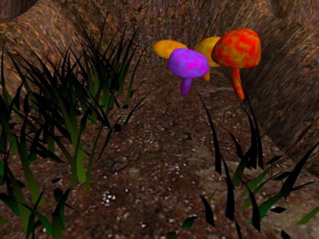 tree mushroom 3d model