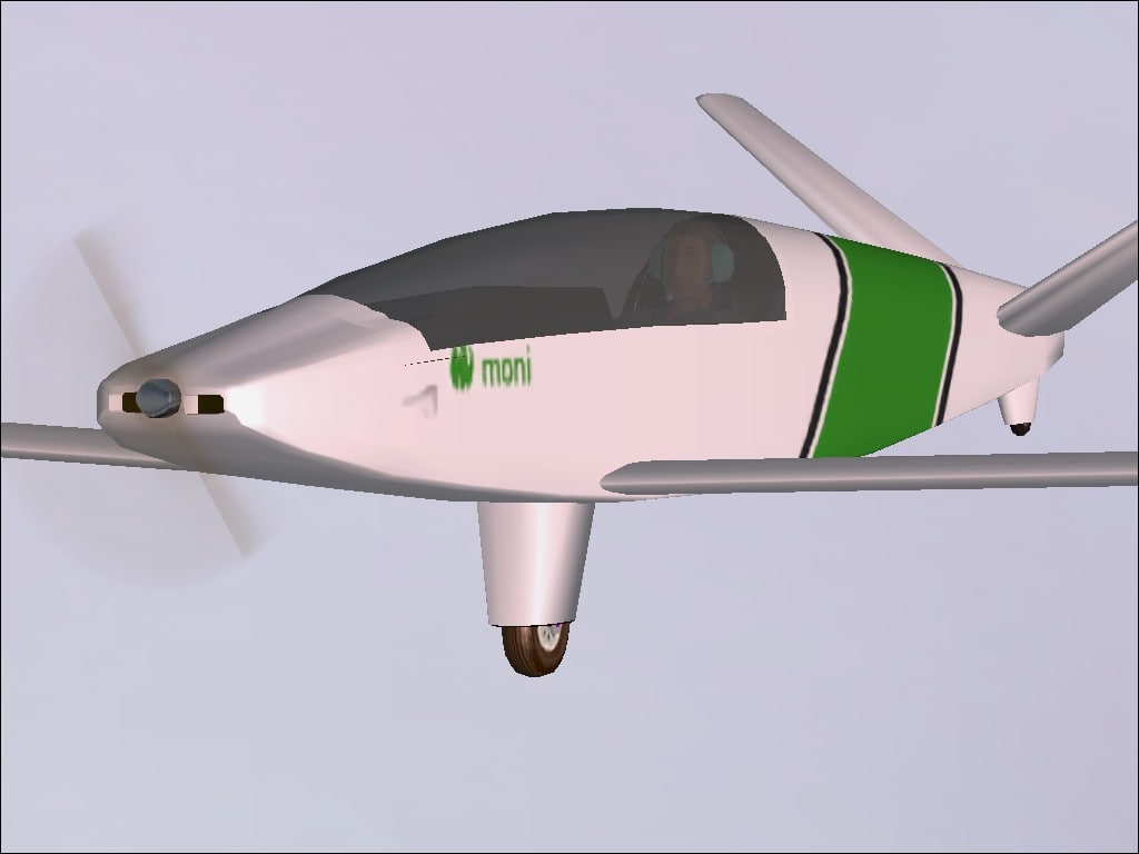 moni aircraft plane max