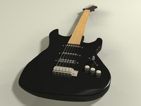 3d vantage custom guitar electric