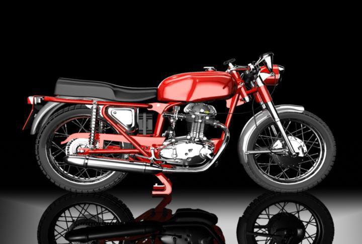 mach1 ducati bike 3d ma
