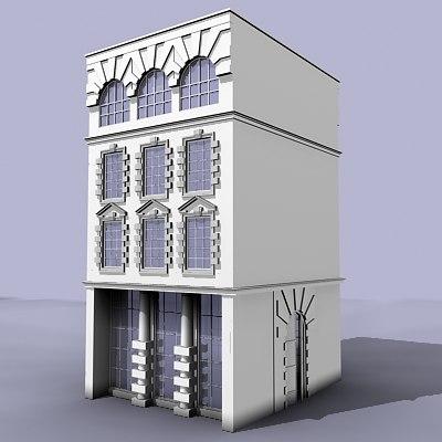 building house shop 3d x