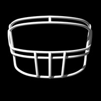 football helmet facemask lwo