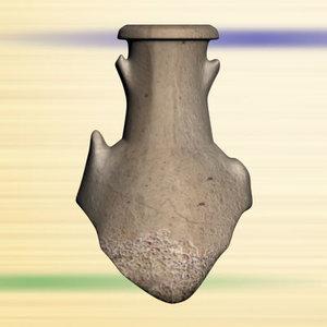 reconstruction roman amphora max