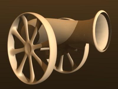 cannon yankee 3d 3ds