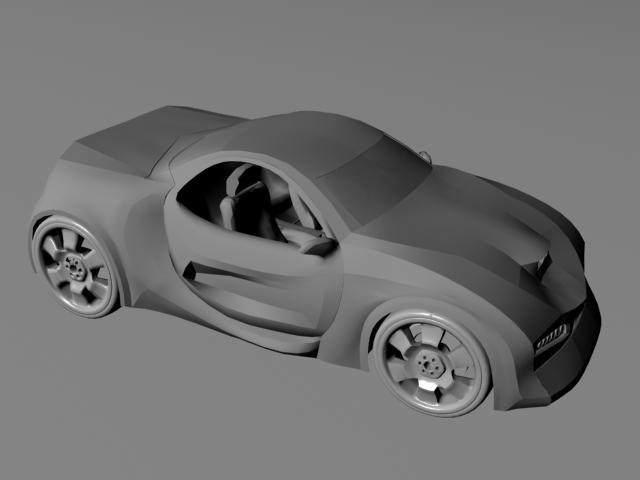 3ds car