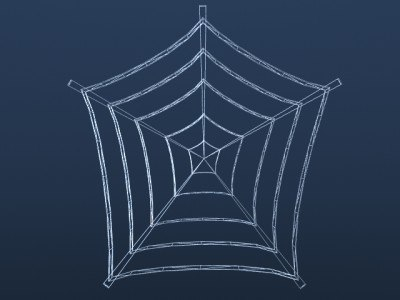 3dsmax cobweb web