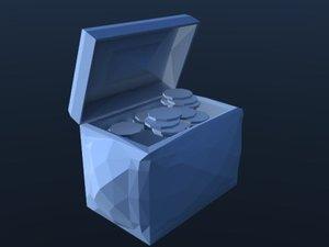 trunk jewel 3d model