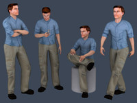 3d People - Harold.zip