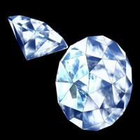 diamond precious stone 3d 3ds