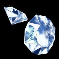 3ds diamond precious stone