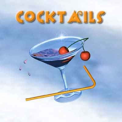 cocktail glass 3d c4d