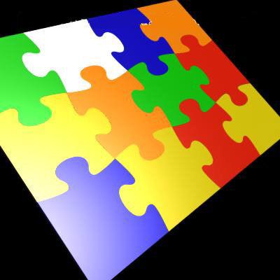 jigsaw puzzle 3d 3ds