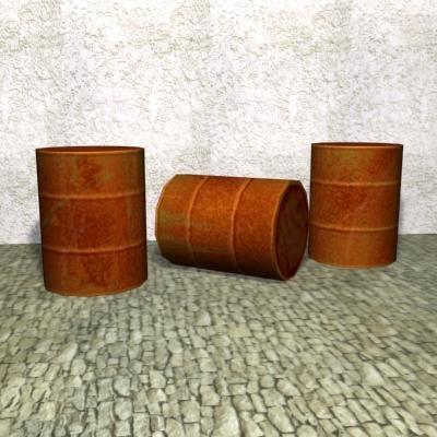 max barrel rust