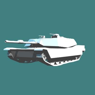 lwo abrams tank