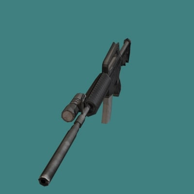 lwo m4 rifle