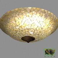 3d model lamp light chandelier