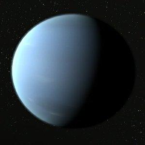 3d neptun planet