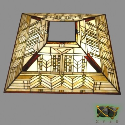 3d lamp level