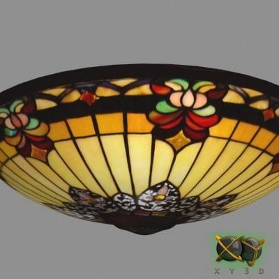 3dsmax lamp light chandelier