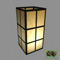 3ds max lamp light