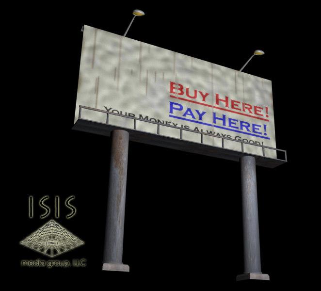 billboard 3d max