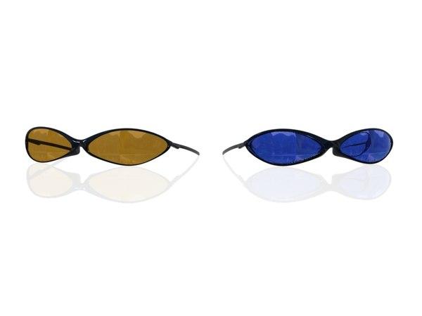 free sun glasses 3d model