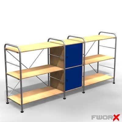 3d cabinet furniture model