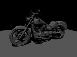 rcycle high-end bikes 3d model