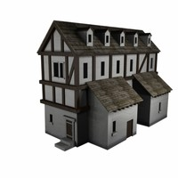 house taverne 3d model