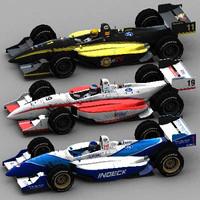 cars 2004 3d model