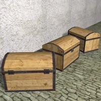 max chest wood