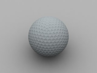 golf ball 3ds free