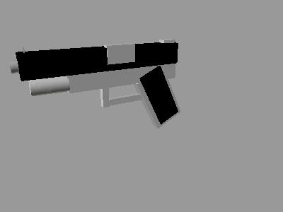 3ds mode hand gun
