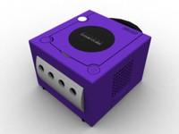 gamecube cube 3d max