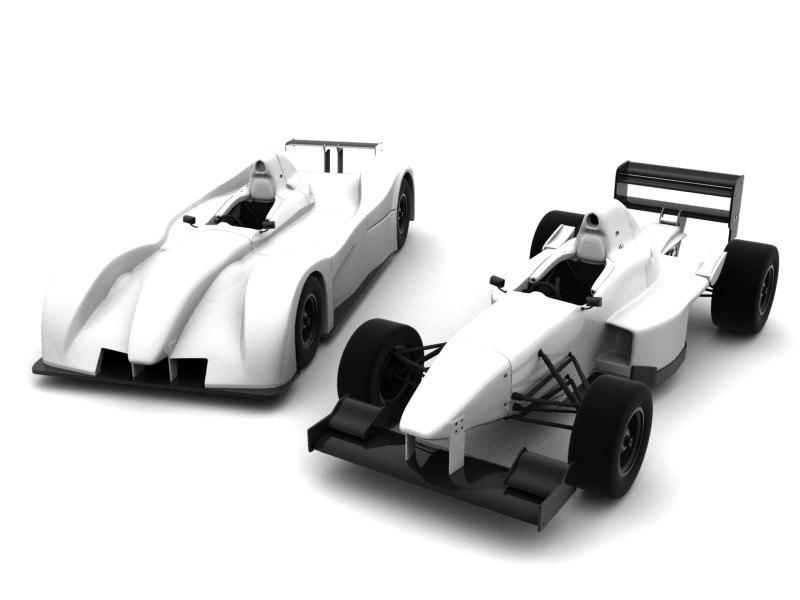 3ds scca formula car