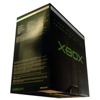 3d xbox package box