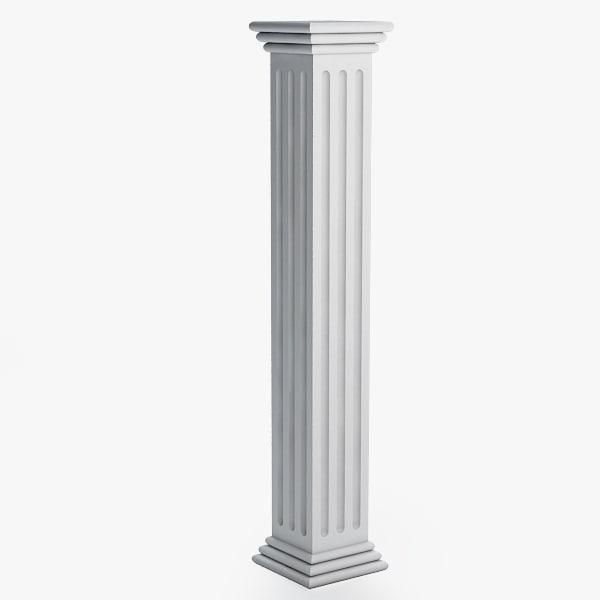 free max model column