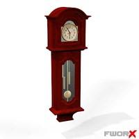 Clock wall006_max.ZIP